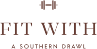 A Southern Drawl - Lifestyle Fitness Blog by Grace White - Custom Logo Design and Custom Showit Website Design by With Grace and Gold - 7