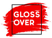 Gloss Over Podcast logo