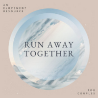 Run Away Together Podcast Logo