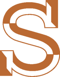 SearsCrescent logo_copper S