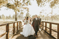 Professional Monterey wedding photography and videography team.