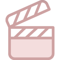 Film Video Icon
