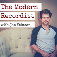 The modern recordist logo