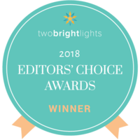 two bright lights editor's choice award