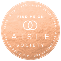 Aisle Society Weddings. Tampa Weddings. Publications.