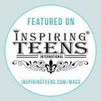 Badge - Inspiring Teens Mag - shaded
