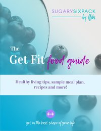 Get Fit Food Guide - Cover