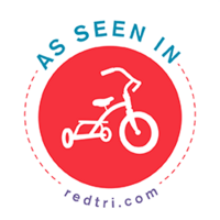 Red Tricycle Badge