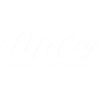 McCoy Artwork Primary Logo white just text no leaves