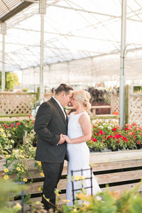 Buchwalter Greenhouse Wedding