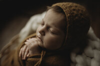 cumberland md newborn photographer boho baby