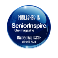 Published in SeniorInspire Magazine Badge