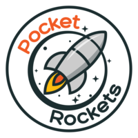 pocket rockets logo