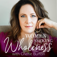 Cherie Burton Podcast Art-01