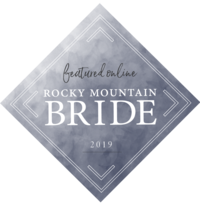 Rocky Mtn Bride Badge