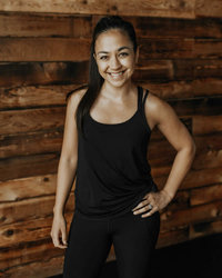 Coach Rosie Tacoma Vie Athletics Strength and Sisterhood Gym in Puyallup, South Hill, Bonney Lake, Washington