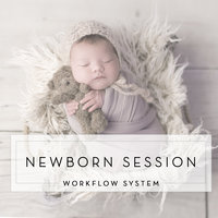 Newborn Photography Session Workflow System