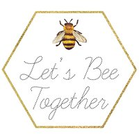 let's be together featured wedding vendor badge