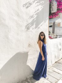 greece-travel-maxi-dress-blue
