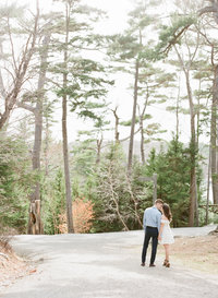 Jacqueline Anne Photography - Engagement in Point Pleasant Park-22