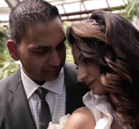 Toronto Wedding videographer Persian