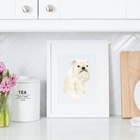 watercolor-pet-portrait-framed-The-Welcoming-District