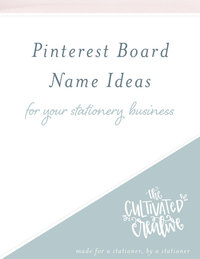 Pinterest_Stationery_Board Ideas
