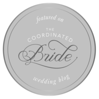 Featured on coordinated bride