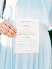 pirouettepaper.com | Wedding Stationery, Signage and Invitations | Pirouette Paper Company | Menus + Programs 55