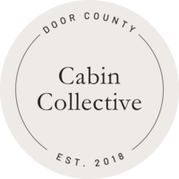 Door County Cabin Collective Logo