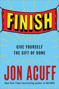 Amy & Jordan's favorite books and 1-year reading plan | Jon Acuff | Finish | Goal Completion
