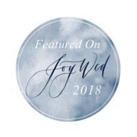 Joy Wed Badge- Featured On 2018