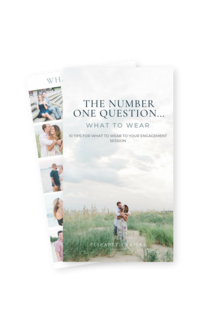 Ebook of 10 Tips on What to Wear