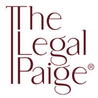 Legal Paige Logo