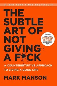 Book - The Subtle Art of not giving a fuck