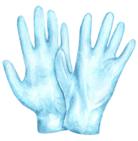 medical gloves