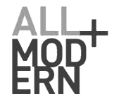 all modern logo-bw copy