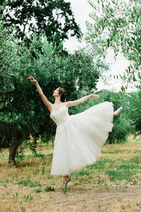 Ballerina Ballet Wedding19