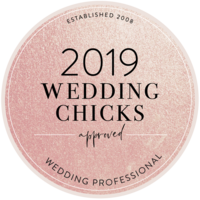 2019 Wedding Chicks Member Badge