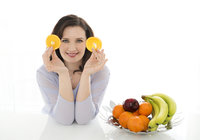 nutrition coach-orange-skin-care-specialist-headshot-photograph