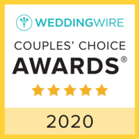 2020 Couples Choice Award Badge