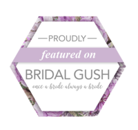 bridal gush feature badge chapel lane photography