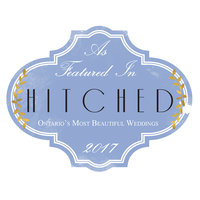 Featured in Hitched 2017