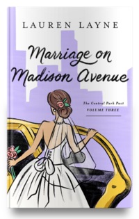 LaurenLayne-Cover-MarriageOnMadisonAvenue-Hardcover-LowRes