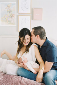 Chicago, IL Newborn Session by Cristina Hope Photography