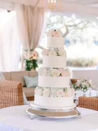Debordieu Wedding Cake