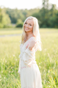 South Holston Dam Senior Session-4