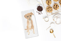 Watercolor-Pet-Portrait-towel-The-Welcoming-District
