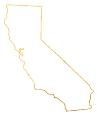 california-state-outline