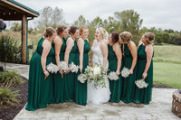 Williams and Hesson Romantic Fall Wedding